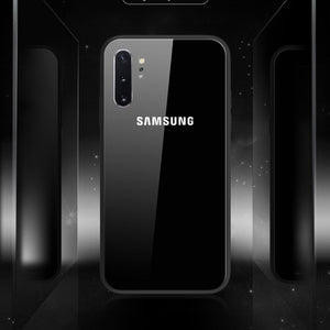 Galaxy Note 10 Plus Special Edition Logo Soft Edge Case