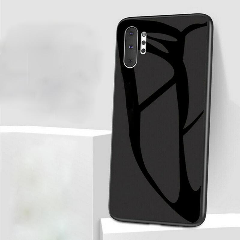 Galaxy Note 10 Plus Special Edition Silicone Soft Edge Case