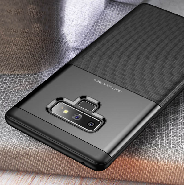 Galaxy Note 9 Premium Leather Texture Case