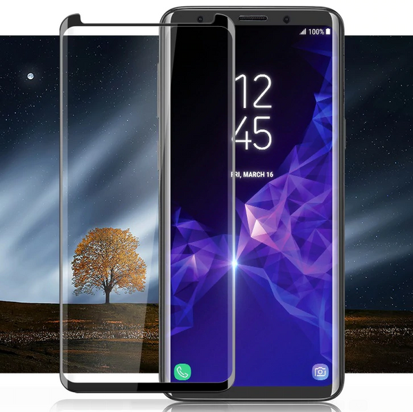 Galaxy Note 9 Cut Tempered Glass Screen Protector