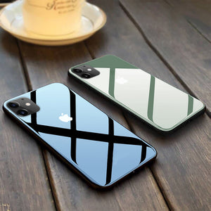 Special Edition Silicone Soft Edge Case Cover For iPhone 11