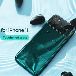 Polarized Lens Glossy Edition Smooth Case Cover For iPhone 11