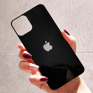 iPhone 12 Pro Ultra Glossy Back Tempered Glass