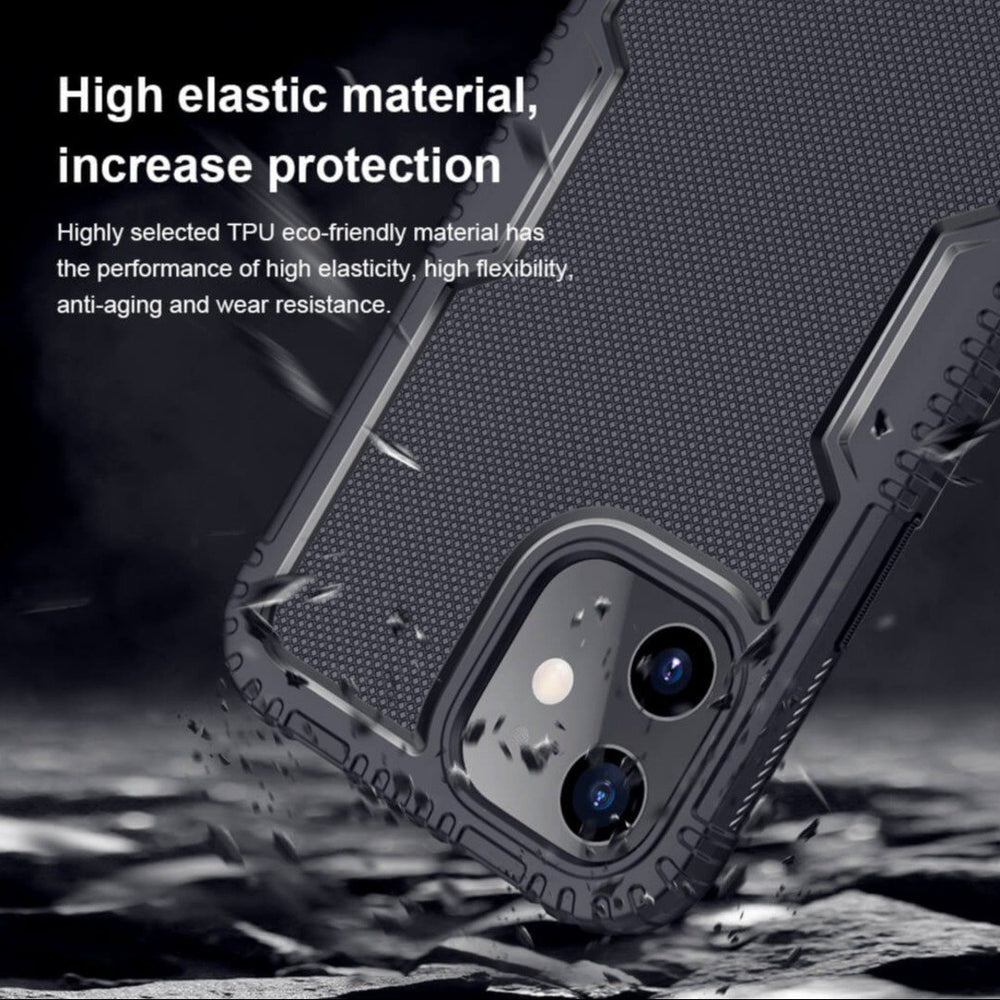 Nillkin ® iPhone 12 Mini Tactics TPU Protection Case