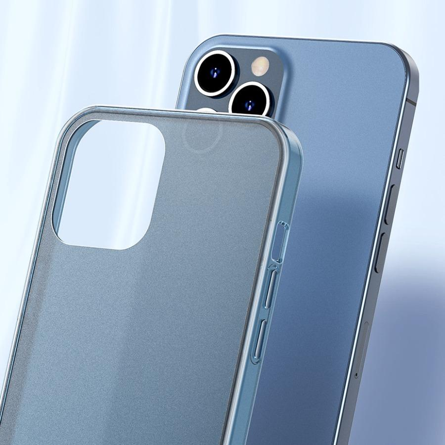 iPhone 12 Pro Max Frosted Glass Protective Case