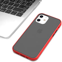 Load image into Gallery viewer, iPhone 12 Mini Luxury Shockproof Matte Finish Case