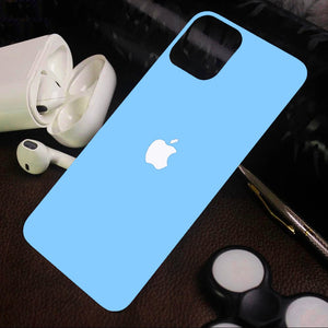 Load image into Gallery viewer, iPhone 12 Pro Ultra Glossy Back Tempered Glass