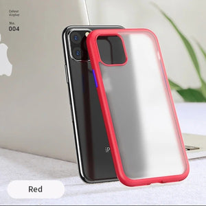 iPhone 11 Cover Luxury Shockproof Matte Finish Case