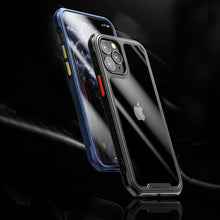 Load image into Gallery viewer, iPhone 12 Pro Max Durable Shockproof Refraction Fiber Case