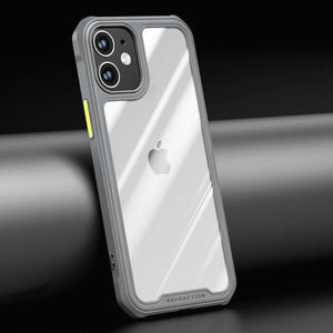 Load image into Gallery viewer, iPhone 12 Pro Durable Shockproof Refraction Fiber Case
