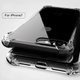 King Kong ® iPhone 8 Plus Anti Shock TPU Transparent Case