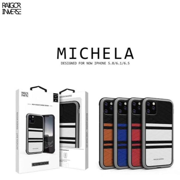 Michela Shockproof Business Case Cover For iPhone 11 Pro Max