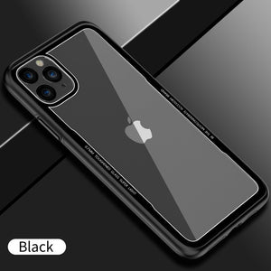 iPhone 11 Series Cover Glassium Protective Case