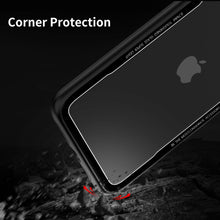 Load image into Gallery viewer, iPhone 11 Series Cover Glassium Protective Case