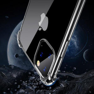 iPhone 11 Pro Anti-Knock TPU Transparent Case