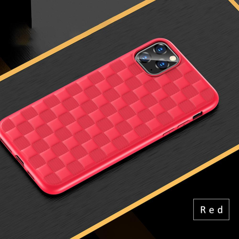 Load image into Gallery viewer, MK ® iPhone 11 Series Henks Upscale Check Design Case