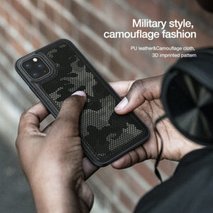 Load image into Gallery viewer, iPhone 11 Cover Camouflage Pattern Cloth Case