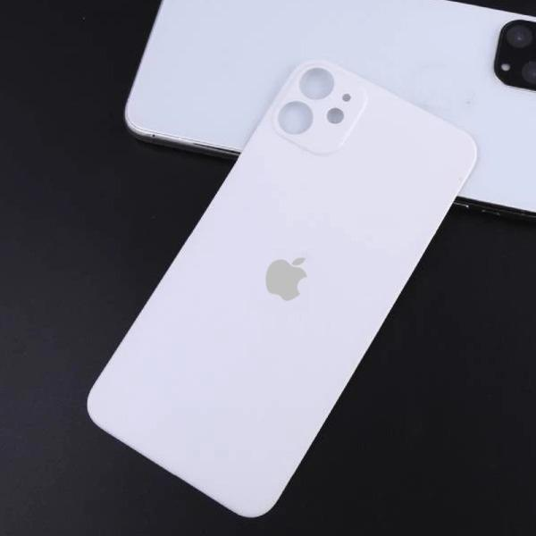 Precise Cut-out Matte Finish Back Tempered Glass For iPhone 11 Pro