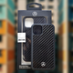 Mercedes Benz Carbon Fiber Case Cover For iPhone 11