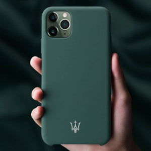 iPhone 11 Pro Cover Maserati Capa Skin Soft-Touch Case