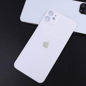 iPhone 11 Series Precise Cut-out Matte Finish Back Tempered Glass