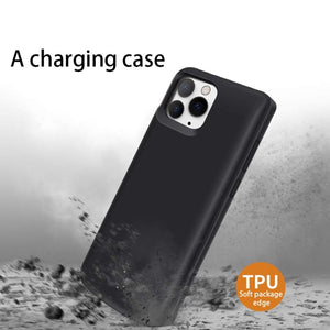 JLW ® iPhone 11 Series Portable 5000 mAh Battery Shell Case