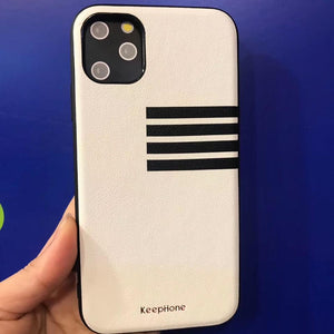 iPhone 11 Pro Max Cover Captain Series Leather Case (Keephone)
