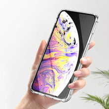 Load image into Gallery viewer, iPhone 11 Cover Anti-Knock TPU Transparent Case