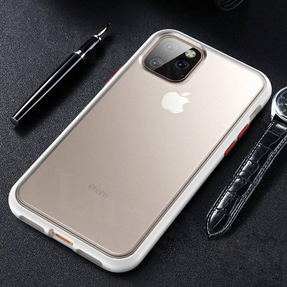 Load image into Gallery viewer, iPhone 11 Pro Cover Luxury Shockproof Matte Finish Case