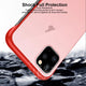 Luxury Frameless Transparent Case Cover For iPhone 11 Pro