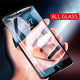 iPhone 8 Plus Ultra HD Full Coverage Tempered Glass