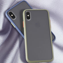 Load image into Gallery viewer, iPhone XR Luxury Shockproof Matte Finish Case