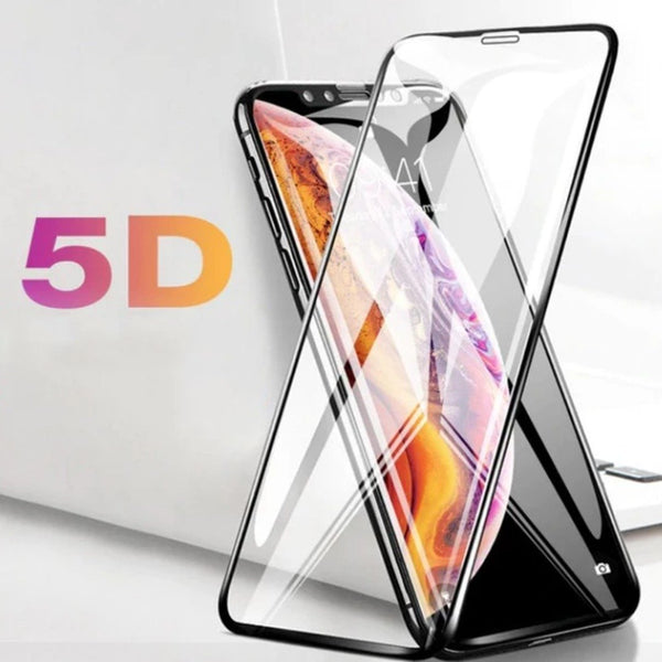 Luxury 5D Tempered Glass Screen Protector