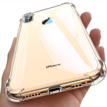 Load image into Gallery viewer, MK ® iPhone XS Max King Kong Anti Shock TPU Transparent Case