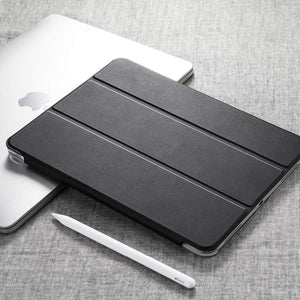 Mooke ® Smart Leather Flip Cover For iPad