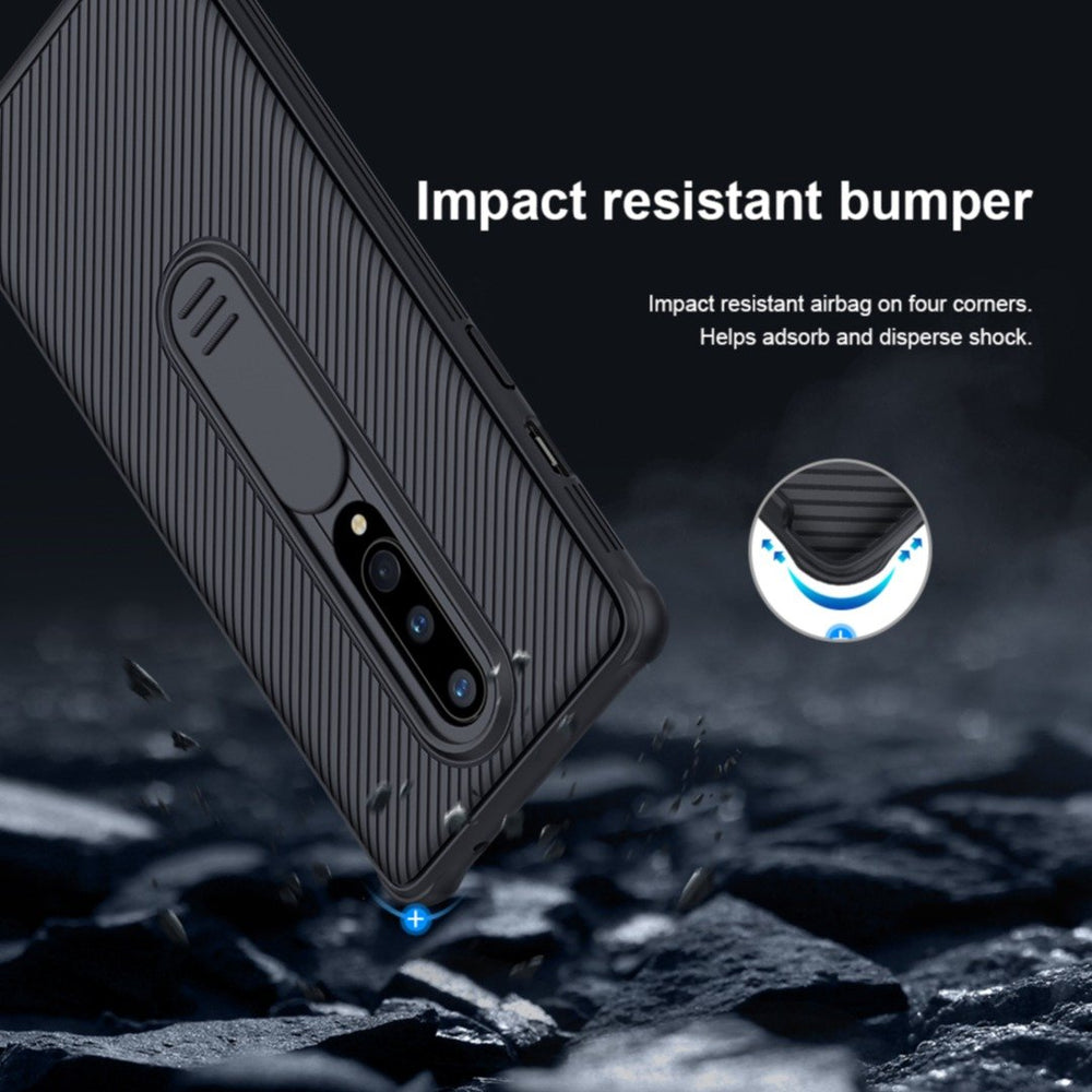 Nillkin ® OnePlus 8 Camshield Shockproof Business Case