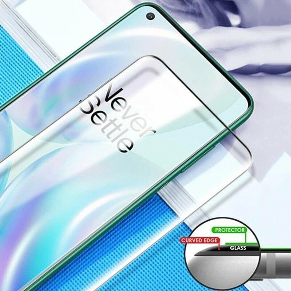 OnePlus 8 Pro Tempered Glass Screen Protector