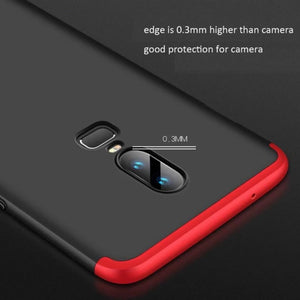 Load image into Gallery viewer, OnePlus 6 360 Degree Protection Case [100% Original GKK]