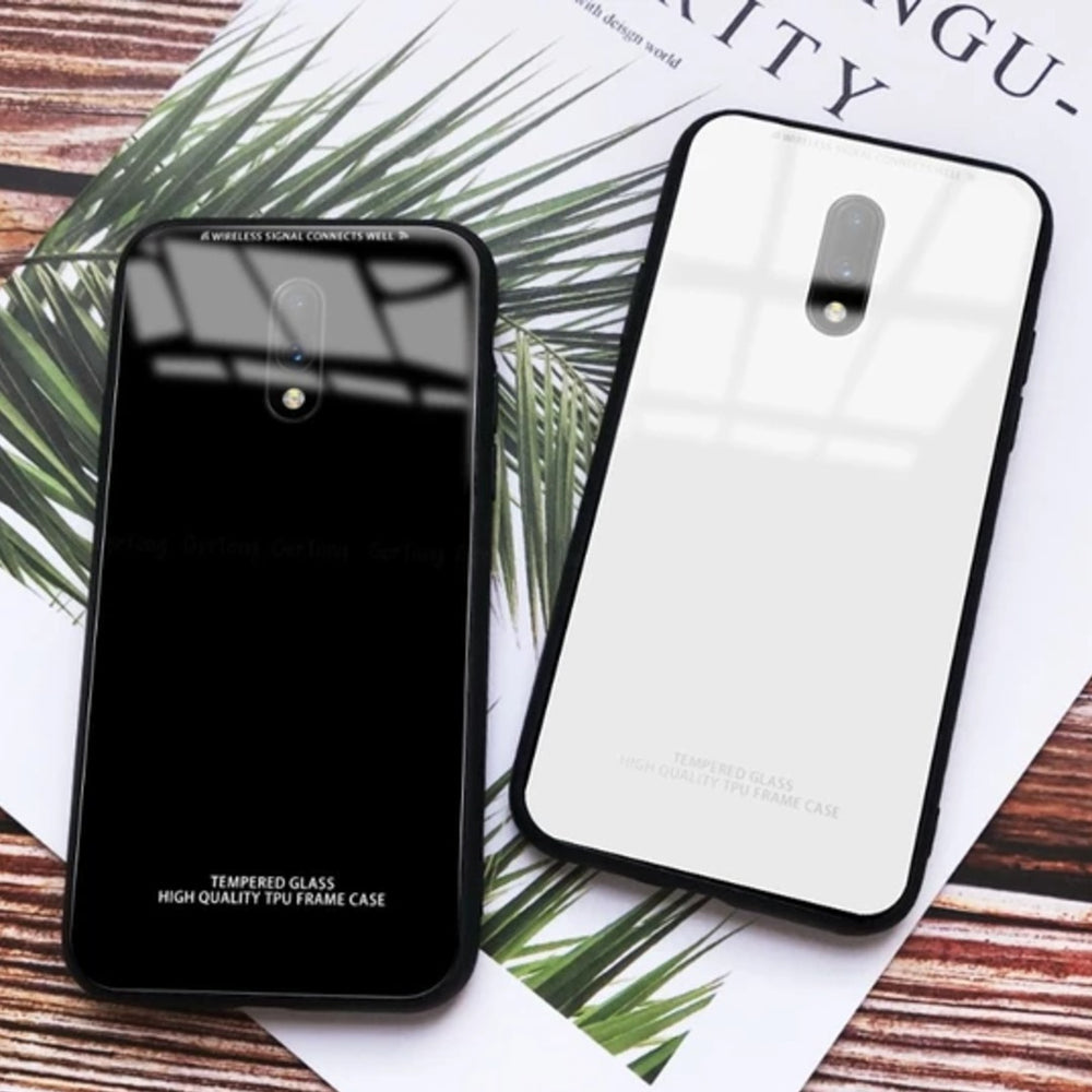 Load image into Gallery viewer, OnePlus 6T Special Edition Silicone Soft Edge Case