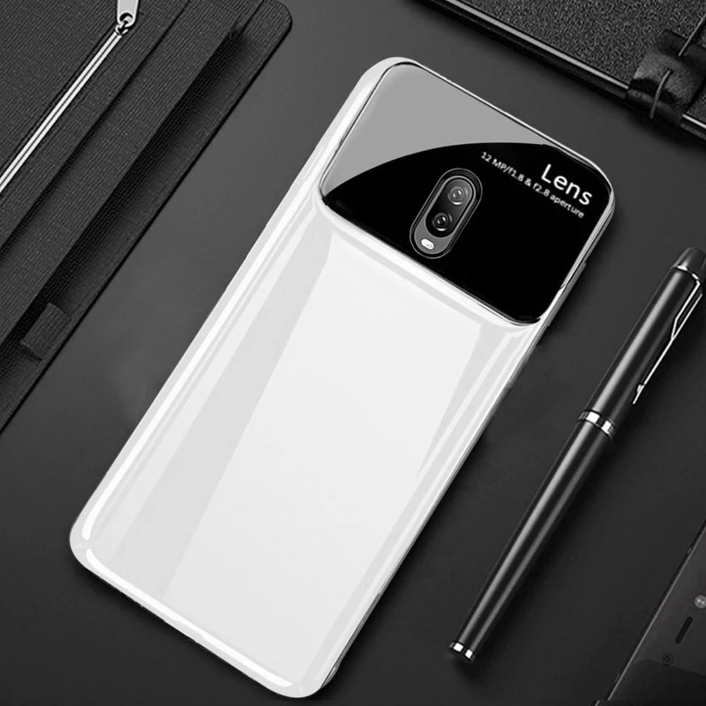 Load image into Gallery viewer, JOYROOM ® OnePlus 7 Polarized Lens Glossy Edition Smooth Case