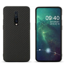 Load image into Gallery viewer, OnePlus 7T Pro Carbon Fiber Premium Armour Case
