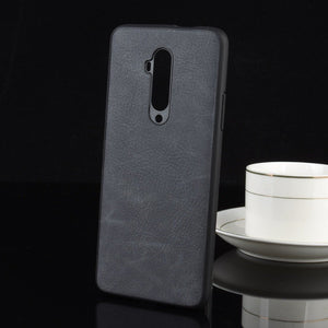 OnePlus 7T Pro Premium Leather Texture Case