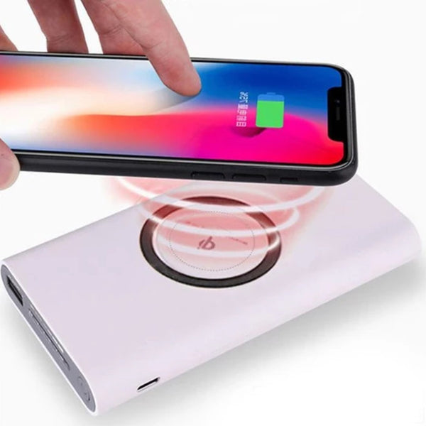Authentic Qi 10000 mAh Wireless Charger Power Bank