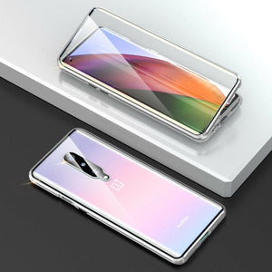 OnePlus 8 (Front+Back) Protection Magnetic Fit Case