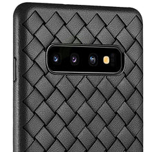 Load image into Gallery viewer, Henks ® Galaxy S10 Plus Ultra-thin Grid Weaving Case