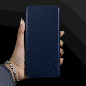 Load image into Gallery viewer, Galaxy S21 Plus Premium Leather Flip Case