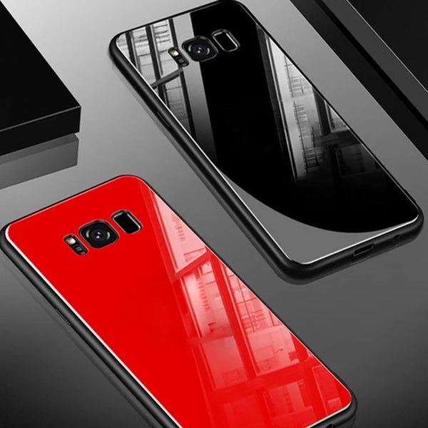 Galaxy S8 Special Edition Silicone Soft Edge Case