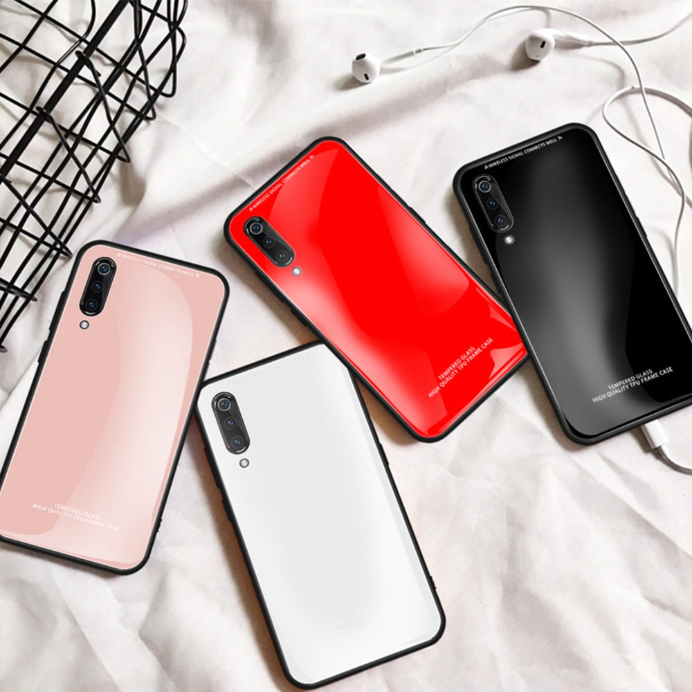 Galaxy A70 Special Edition Silicone Soft Edge Case
