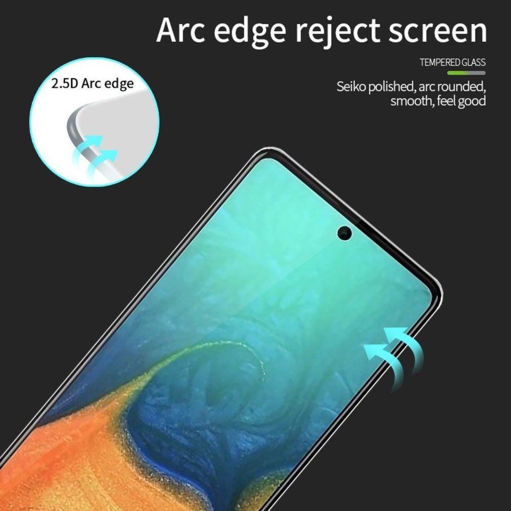 Galaxy A71 Ultra HD Full Coverage Tempered Glass