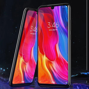 Galaxy A70 Ultra HD Full Coverage Tempered Glass
